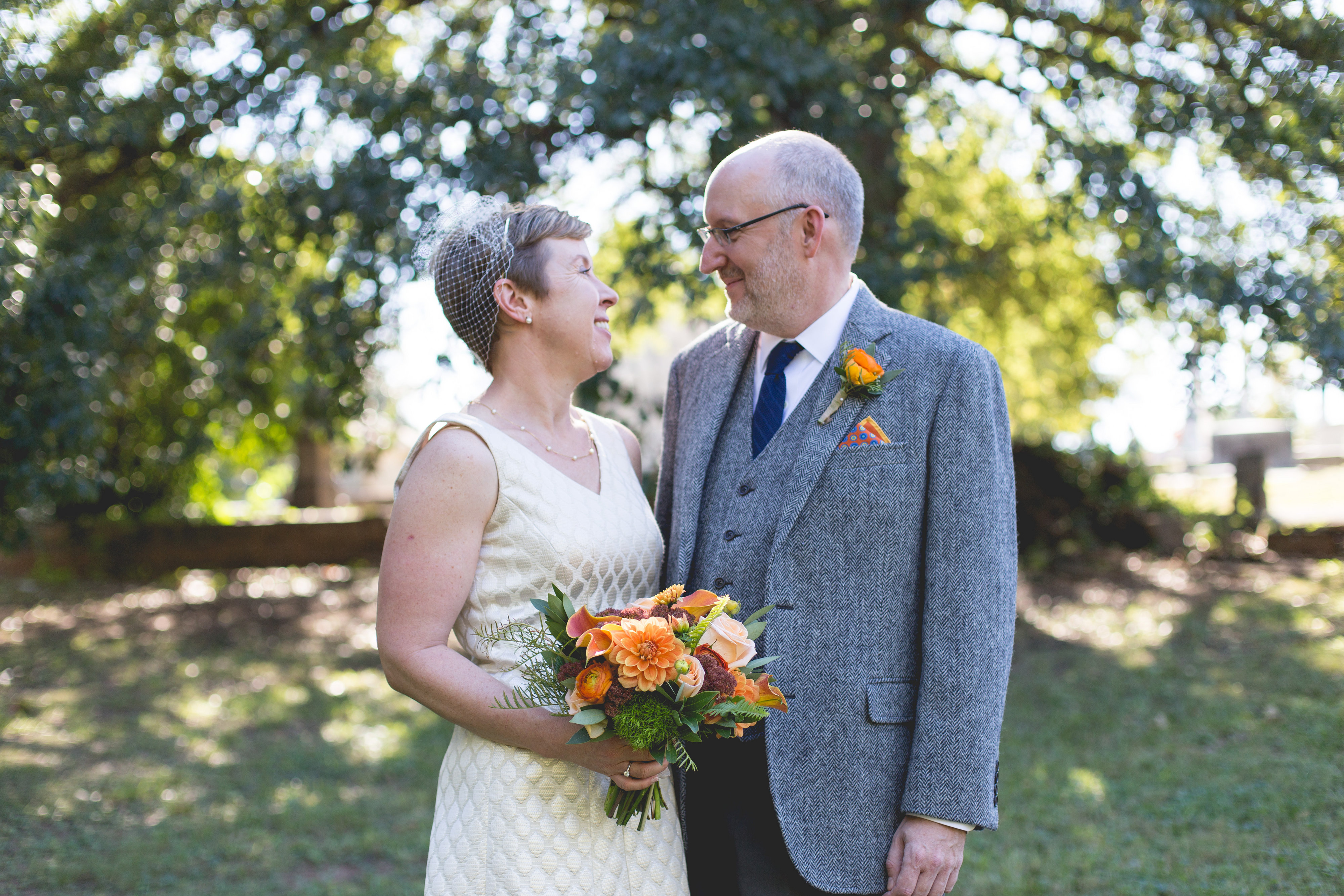 Historic Oakland Wedding // Atlanta Wedding Planner // Atlanta Wedding Coordinator