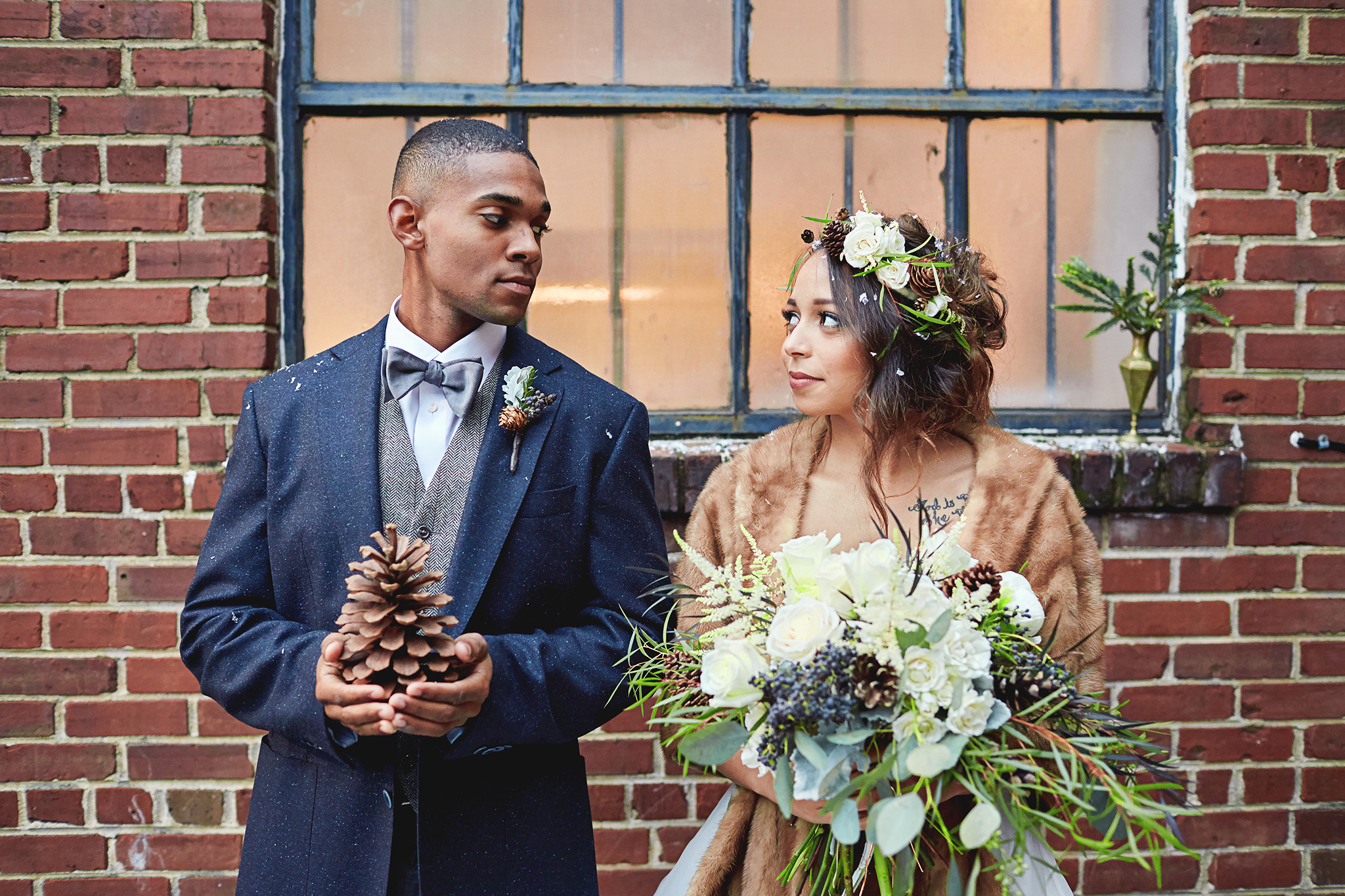 The Brickyard Marietta Styled Shoot