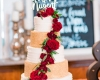 Wedding Cake // Atlanta Wedding Planner