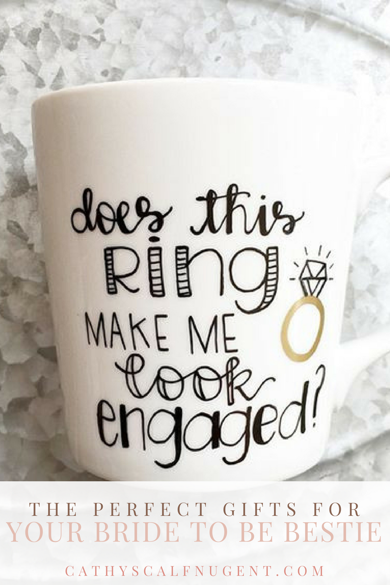 Gifts for Your Bride to be Bestie, Atlanta Certified Wedding Planner, Atlanta Blogger