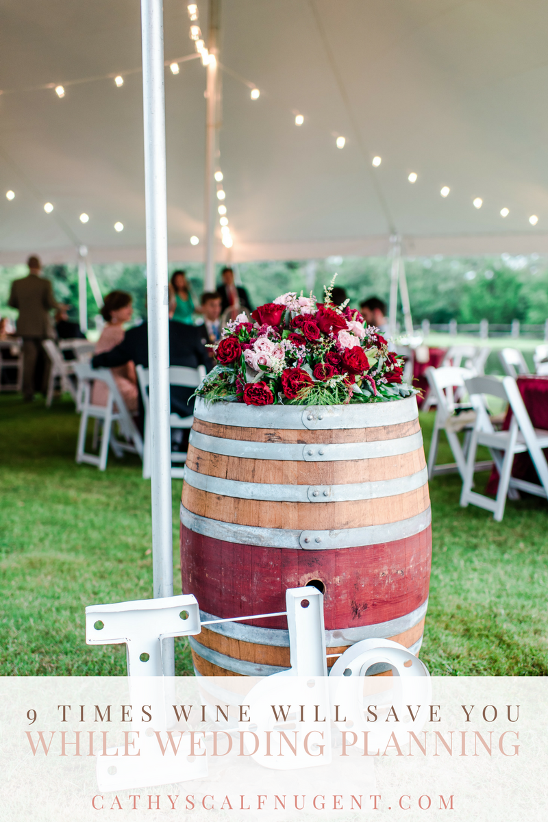 9 Times Wine Will Get You Through Wedding Planning, Certified Atlanta Wedding Planner, Atlanta Wedding Coordinator