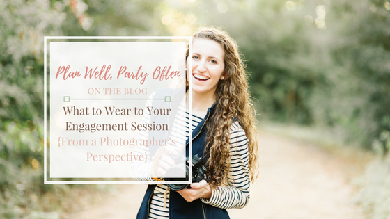 What to Wear to Your Engagement Session (From a Photographer's Perspective!), Atlanta Certified Wedding Planner