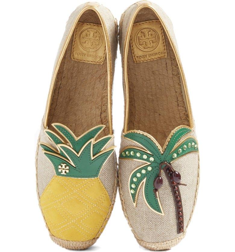 Summer Favorites, Atlanta Lifestyle Blogger, Tori Burch Summer Shoes