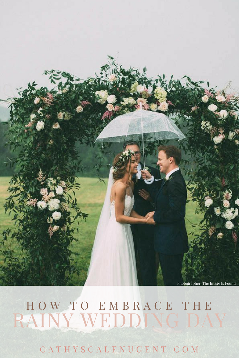 Embracing the Rainy Wedding Day, Rainy Wedding Day Inspiration