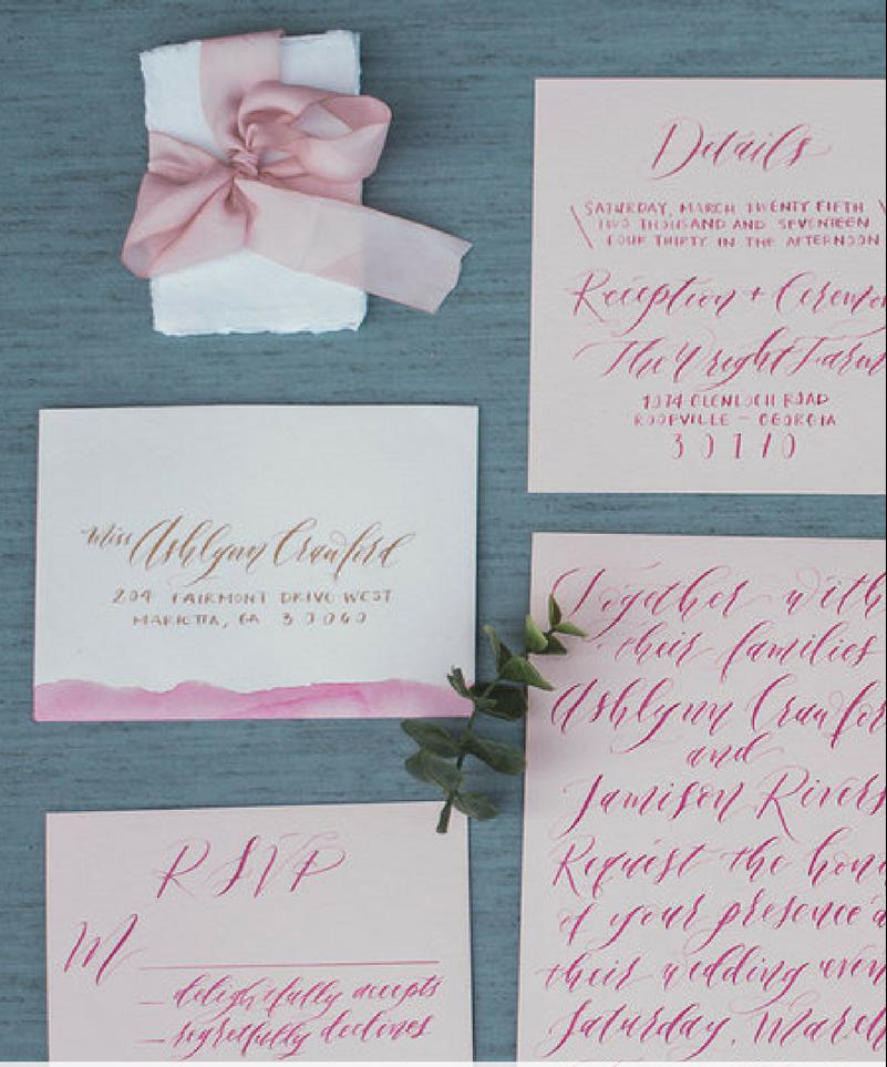 Wedding RSVP Card Tips and Tricks