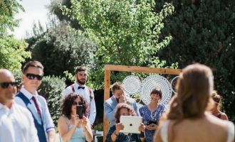 Why you Should Un-Plug Your Wedding ; Un-Plugged Weddings