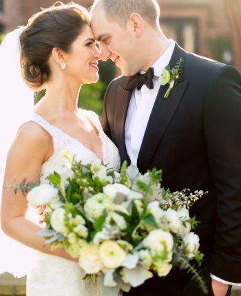 Atlanta Ballroom Wedding at The Biltmore Ballrooms | Lindsay and Johnny