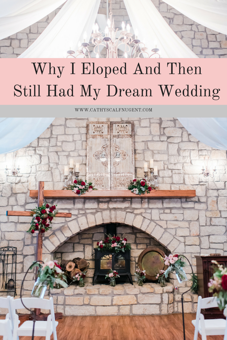 Why I Eloped and Still Had My Dream Wedding ; Atlanta Certified Wedding Planner + Coordinator