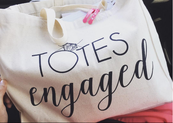 How to Get the Most From a Bridal Show, Atlanta Certified Wedding Planner and Coordinator, Totes Engaged Bridal Tote