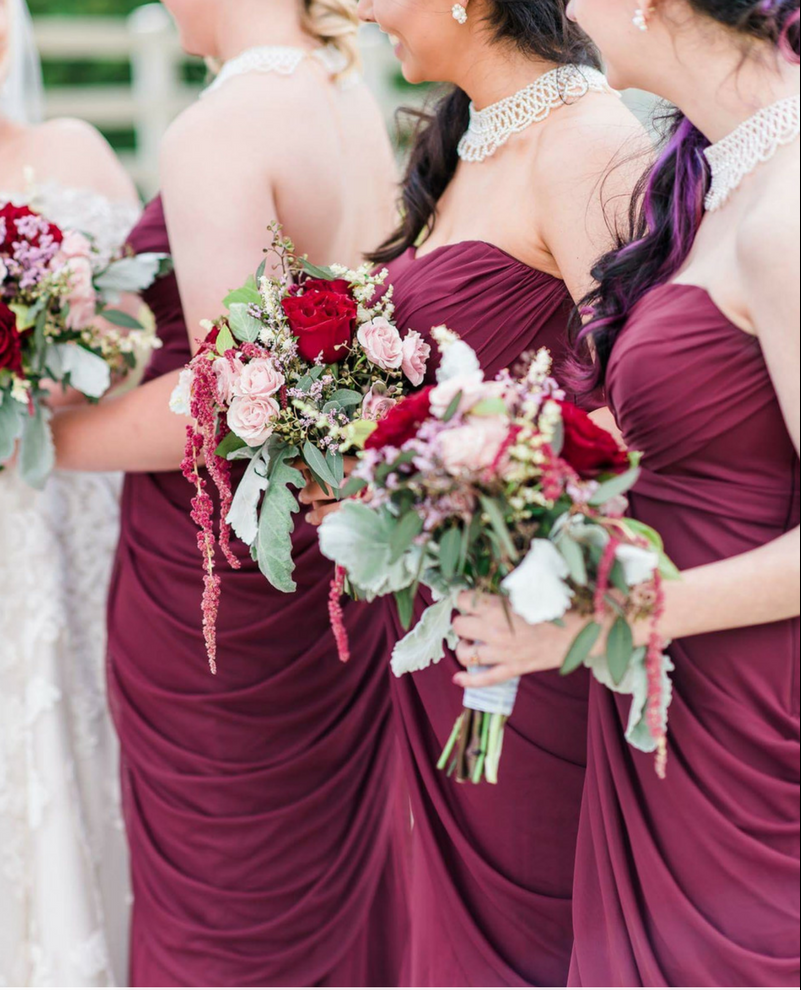 Tips for Bridesmaids Dress Shopping, Atlanta Certified Wedding Planner, Cathy Nugent Weddings