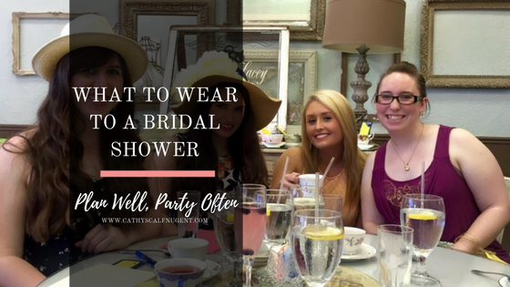 What to Wear to a Bridal Shower as a Guest, What to Wear to a Bridal Shower as a Bride, Atlanta Certified Wedding Planner