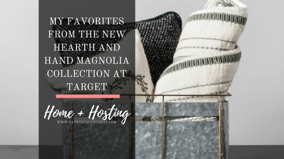 My Favorite Picks from the NEW Hearth and Hand Magnolia Collection at Target