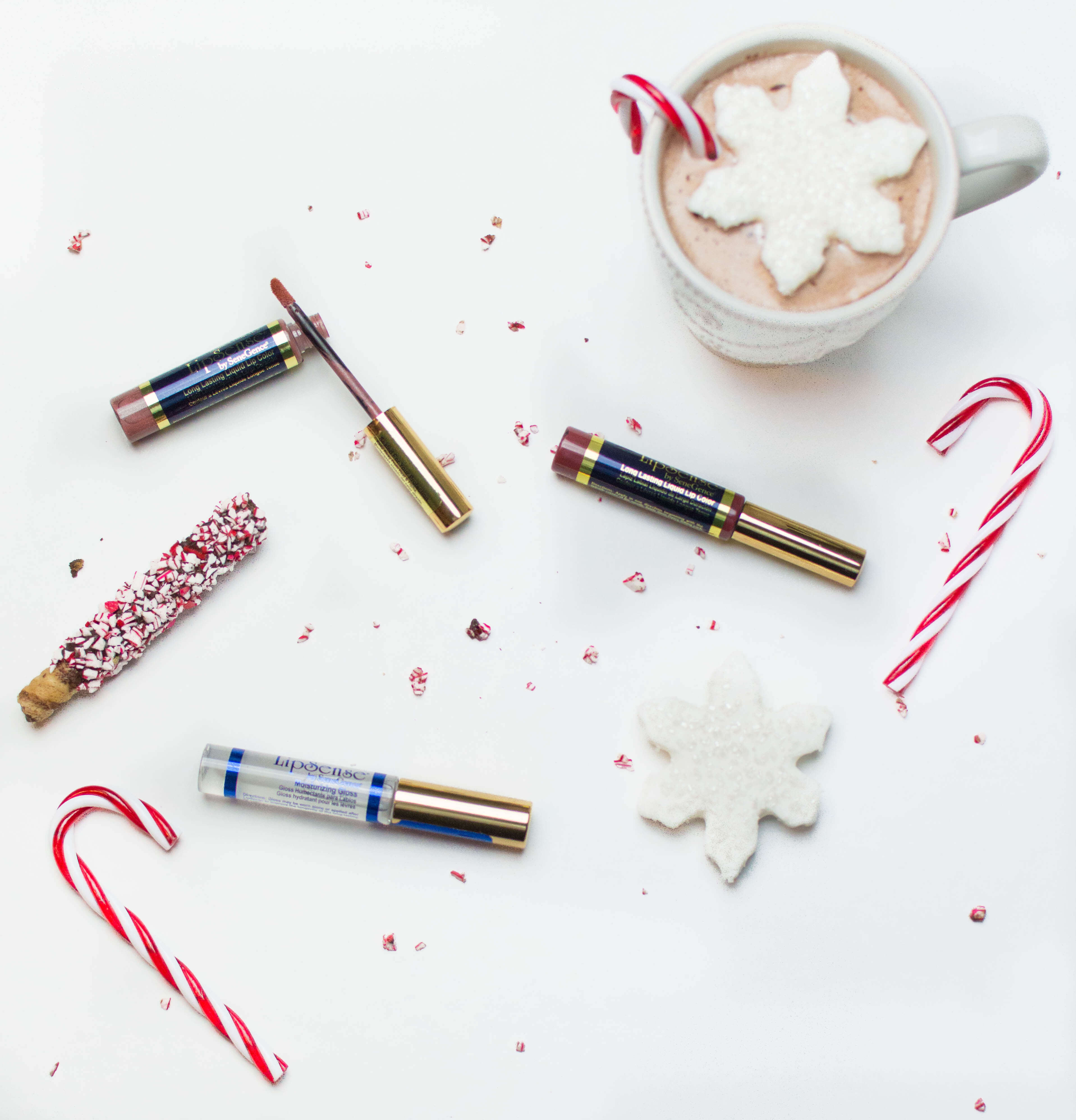 The Perfect Gifts For Your Bride-to-Be Bestie This Christmas // Gift Guide, Lipsense Review