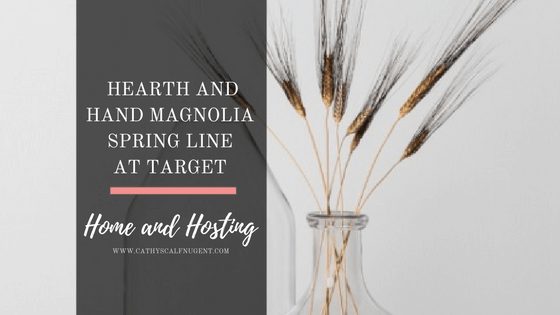 Hearth & Hand Spring Collection at Target Favorites // Atlanta Home and Lifestyle Blogger