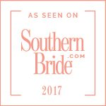 Cathy Nugent Weddings Featured on Southern Bride Magazine's Blog