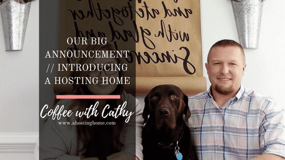 Our Big Announcement Introducing A Hosting Home // Styling & Inspiration + Handcrafted Designs in Northwest Georgia