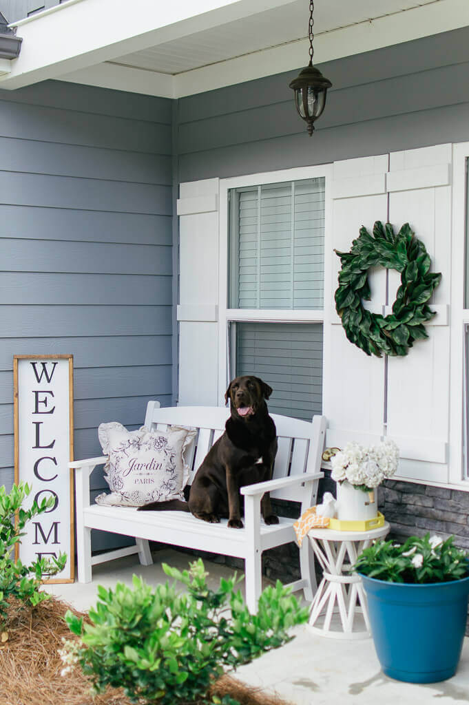 Farmhouse Front Porch Inspiration For Summer A Hosting Home