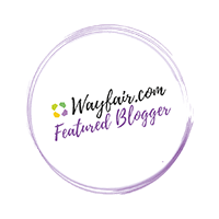 A Hosting Home Featured Wayfair Blogger