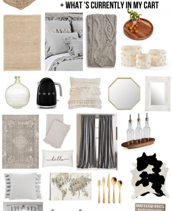 Must-Have Home Decor Finds from the Nordstrom Anniversary Sale // A Hosting Home