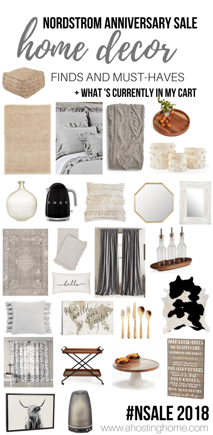 Good Must Have Home Decor Finds From The Nordstrom Anniversary Sale // A Hosting  Home