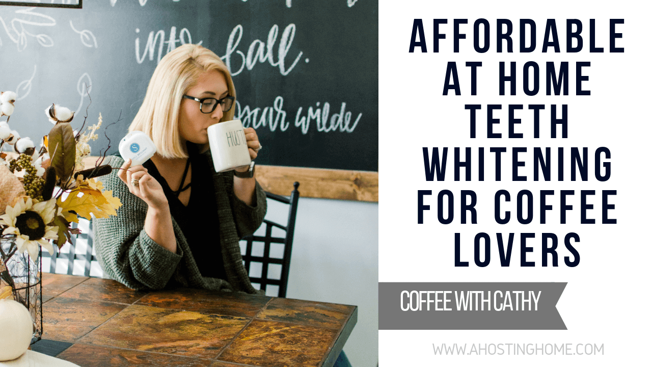 Affordable At Home Teeth Whitening for Coffee Lovers with SmileBrilliant