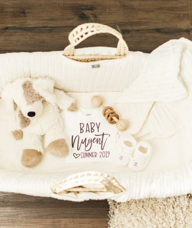 Nugent Pregnancy Announcement // A Hosting Home