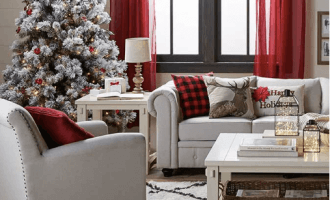 The Best Walmart Christmas Decor Finds // A Hosting Home