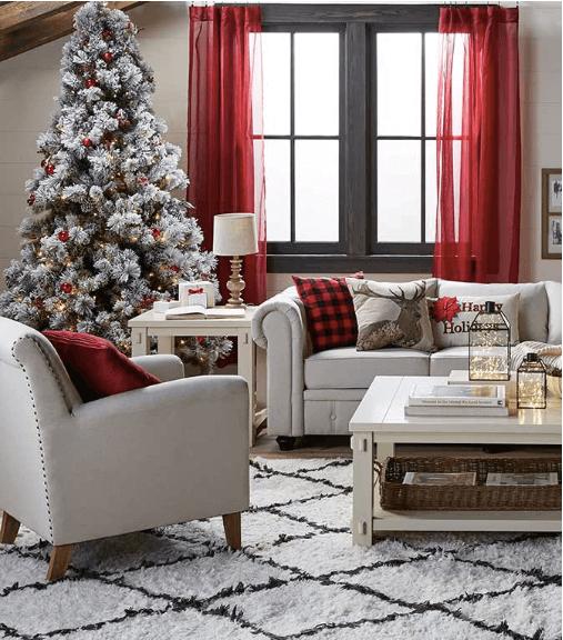 Walmart Decor: The Best Walmart Christmas Decor Finds // A Hosting Home