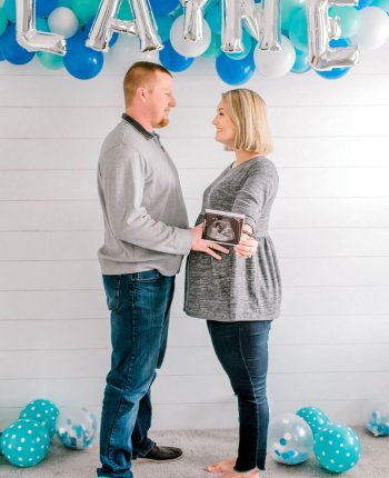 A Hosting Home // Second Trimester Bumpdate // Gender Reveal