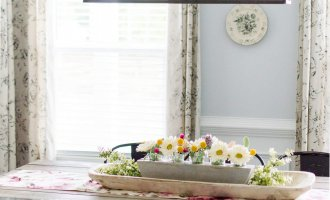 How-to Add Pops of Color into a Neutral Space / A Hosting Home Blog