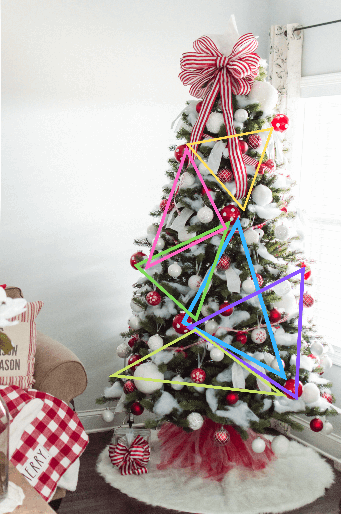 How To Decorate Your Christmas Tree Like A Professional A Hosting Home