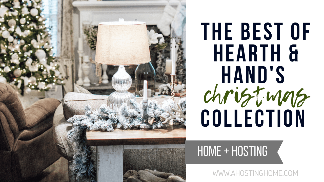 The Best of Hearth & Hand's Christmas Collection at Target This Year / A Hosting Home Blog