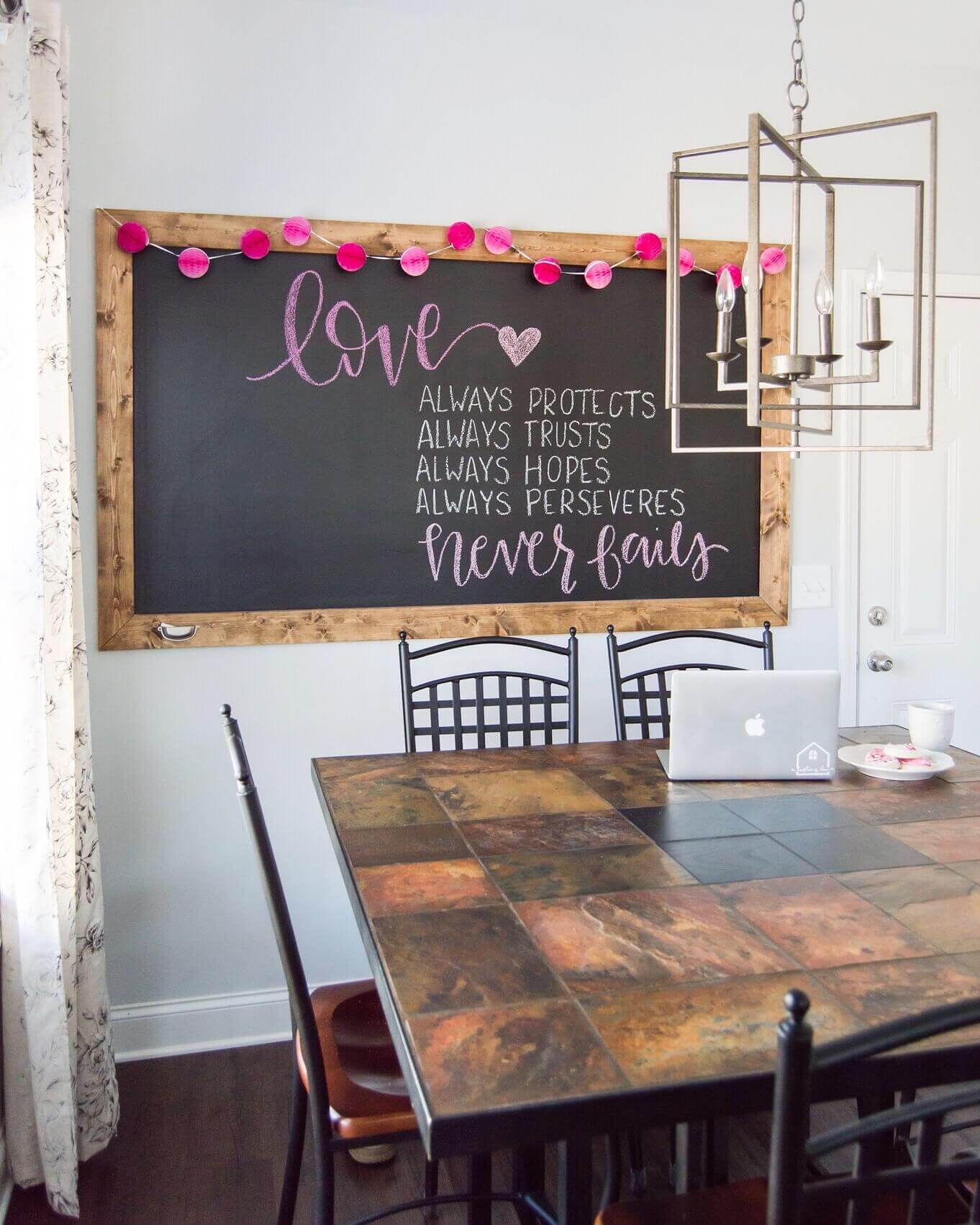 Simple Ways to Decorate for Valentine's Day
