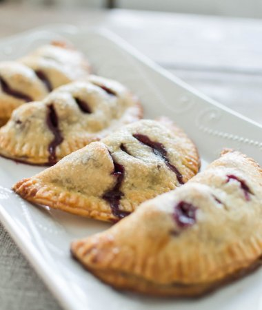 Blackberry Hand Pies Perfect for Summer / A Hosting Home Blog