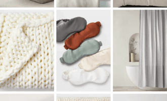 The New Casaluna Bedding Collection at Target / A Hosting Home Blog
