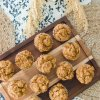 2 Ingredient Pumpkin Spice Muffins / A Hosting Home Blog