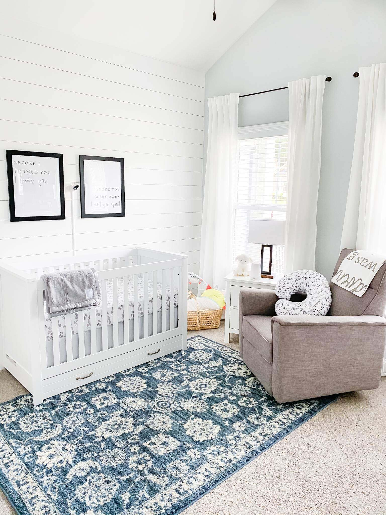 John Robert Nursery Reveal // Baby Boy Nursery // A Hosting Home Blog