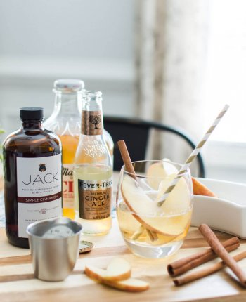 The Best Mocktail and Cocktail Recipes Using Jack Cocktail Syrups / A Hosting Home Blog