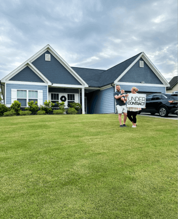 Surprise! We Sold Our House! // A Hosting Home Blog